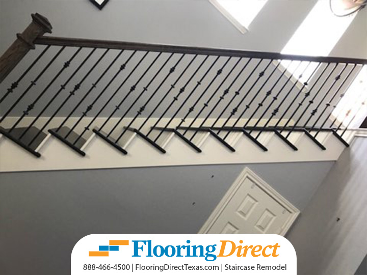 Staircase Remodel By Flooring Direct Flooring Direct